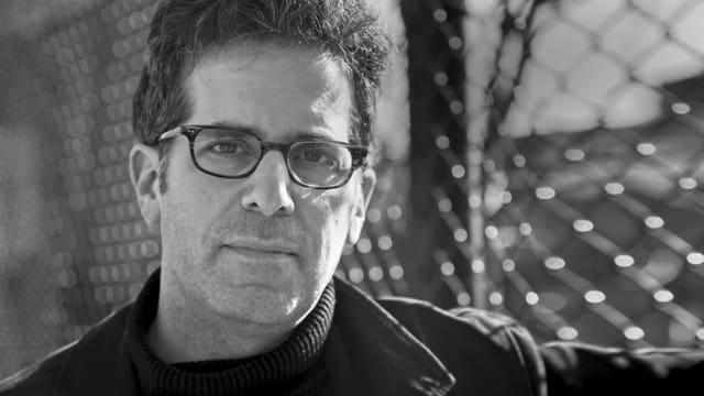 Der New Yorker Autor Jonathan Lethem.