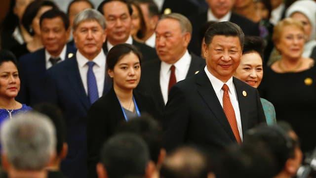 Präsident Xi Jinping.