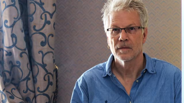 Purtret dad Adrian Zschokke.