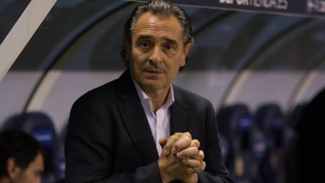 Cesare Prandelli verlässt die Spanier bereits wieder.