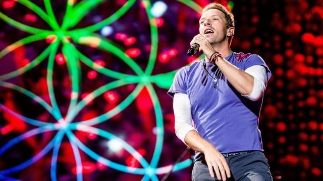 Coldplay-Frontmann Chris Martin.
