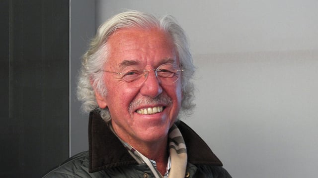 Werner Bründler, Direktor des Gewerbeverbandes.
