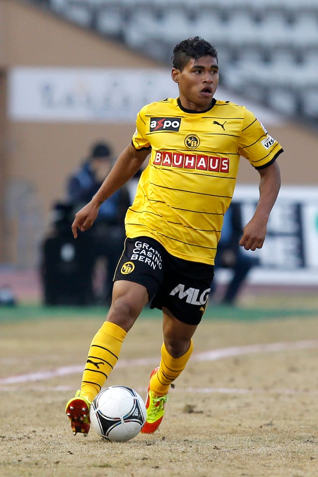Josef Martinez.