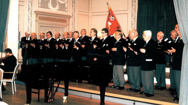 Chor viril rumantsch da Berna.