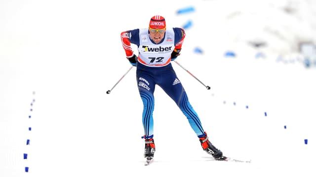 Alexander Legkow verpasst die WM in Lahti.