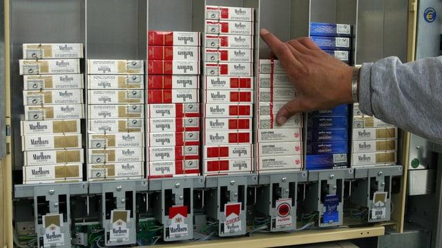 Zigaretten werden vorerst nicht höher besteuert.