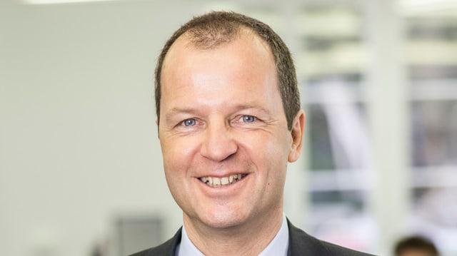 Roger Seifritz, der Direktor der Reka.