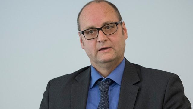 Jürg Röthlisberger, directur da l'uffizi federal per vias Astra.