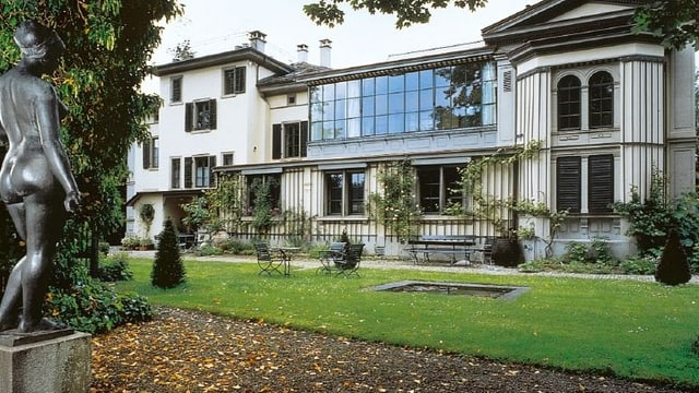 «Villa Flora» in Winterthur