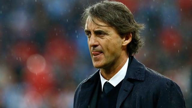 Roberto Mancini muss sich nach einem neuen Job umsehen.