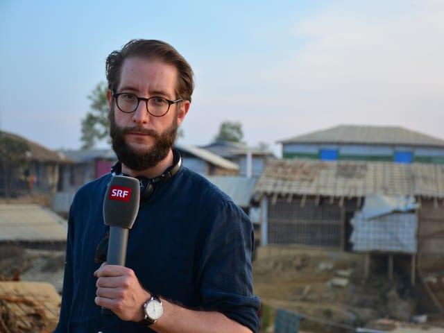 Thomas Gutersohn - Südasien-Korrespondent von Radio SRF.