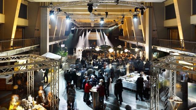 Die Markthalle Burgdorf