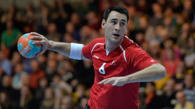 Andrija Pendic im Einsatz am Yellow Cup.
