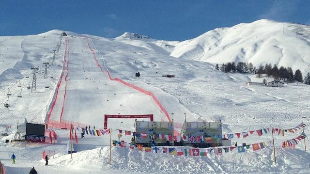 Regiun da skis Zuoz