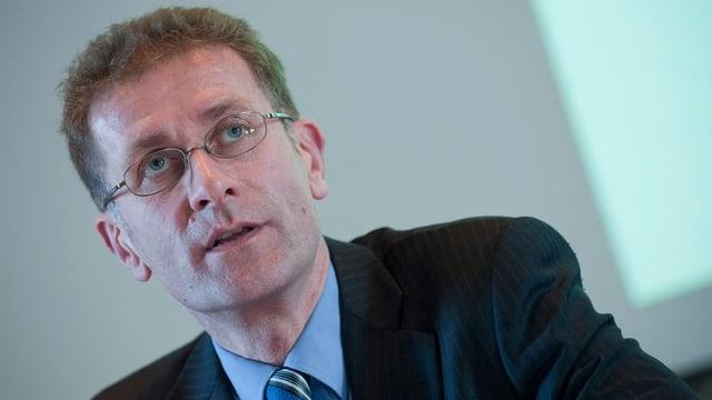 Christoph Neuhaus will bernischer Regierungsrat bleiben