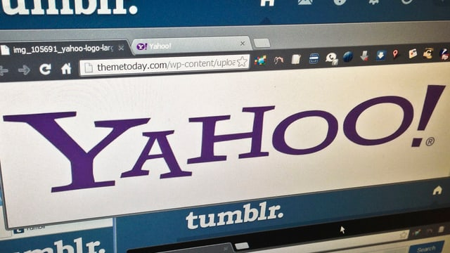 logo da Yahoo