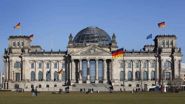 Il bajetg dal Bundestag tudestg