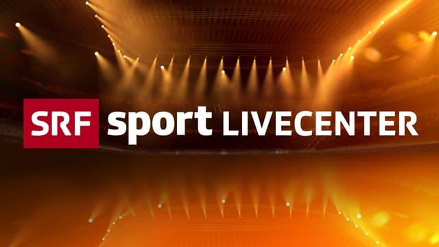 Match im «LiveCenter»
