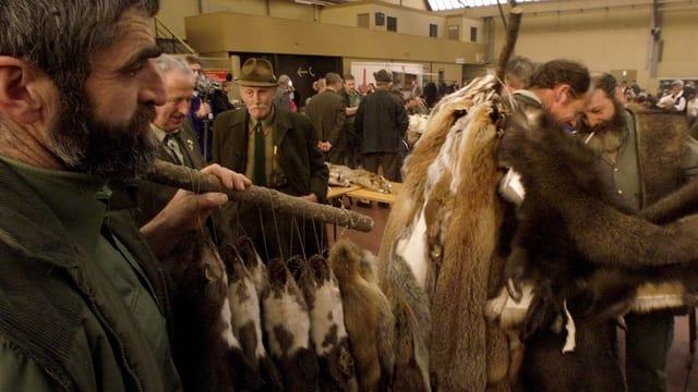 Jäger am Fellmarkt