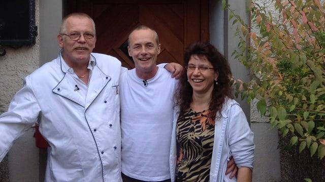 Video «Schaffhausen – Tag 2 – Restaurant Krone» abspielen