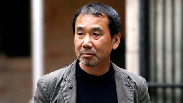 Bestseller-Autor Haruki Murakami.