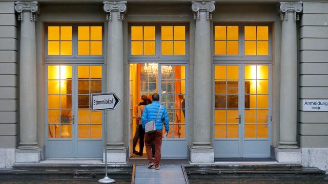Eingang des Erlacherhofes