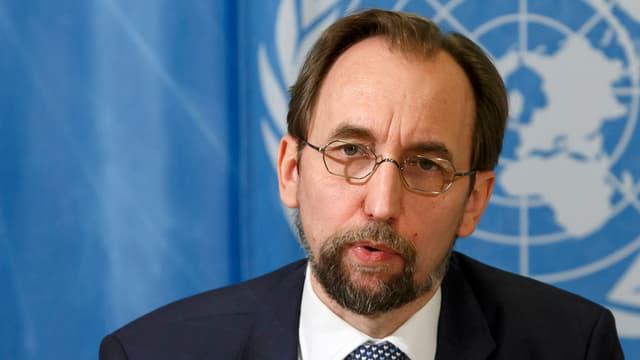 Zaid Raad al-Hussein.