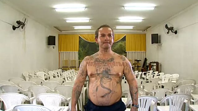 Marcos Motolo mit seinen 162 Tattoos!