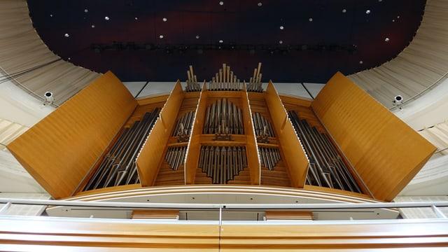 Bild einer Orgel