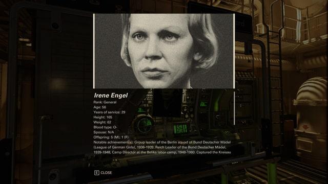 Generalin Irene Engel
