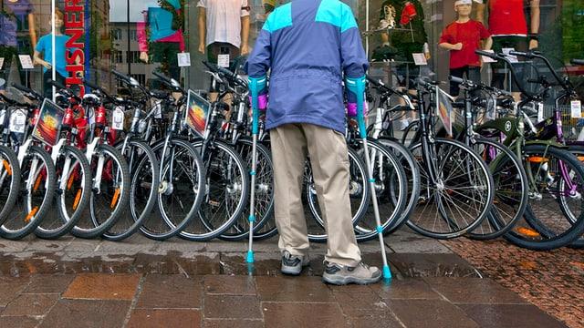 In um cun crutschas da davos