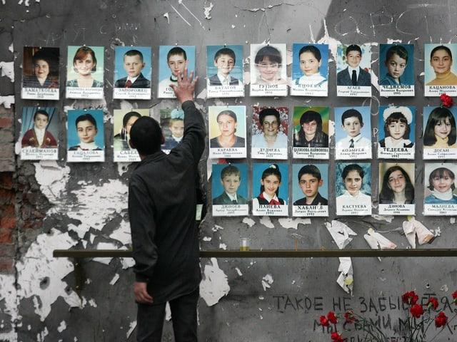 Opfer von Beslan 2004