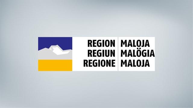 Logo da la regiun Malögia.