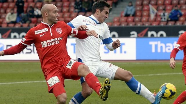 Zuletzt traf der FCZ und Thun am 16. Februar im Letzigrund aufeinander. Die Stadtzürcher gewannen 3:1.