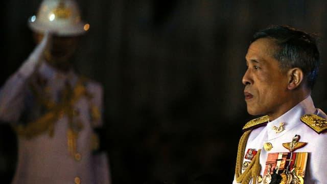 Bald König Vajiralongkorn