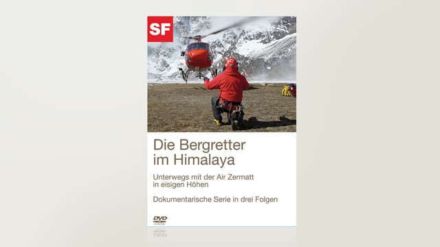 Die Bergretter im Himalaya - 3 Folgen