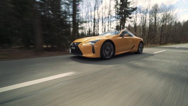 Video «Lexus: Mehr als nur vernünftig und sparsam» abspielen