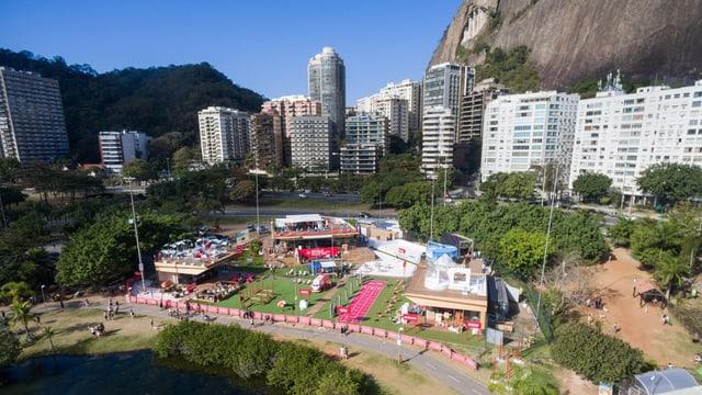 Il House of Switzerland a Rio de Janeiro