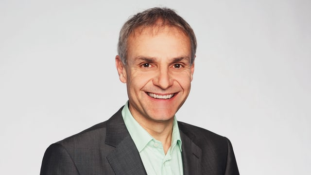 Michael Stäuble kommentiert für SRF die Formel-1-Rennen.