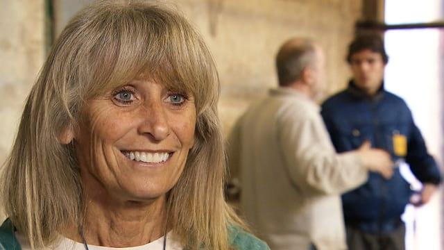 Porträt Gail Laule