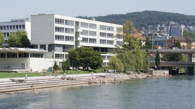 Wipkingerpark in Zürich