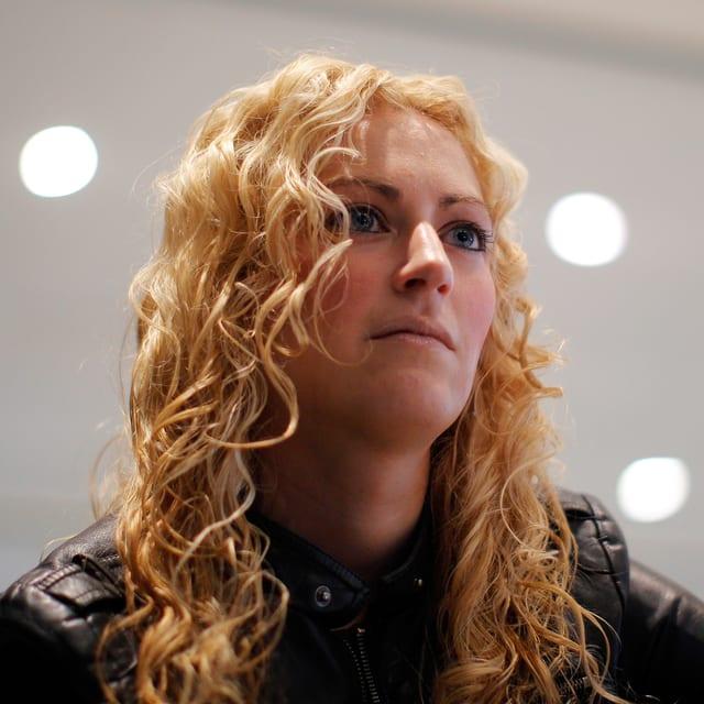 Jane McGonigal Porträtaufnahme