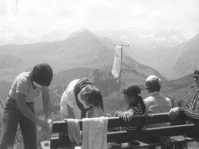 Dialyse-Sommerlager 1981