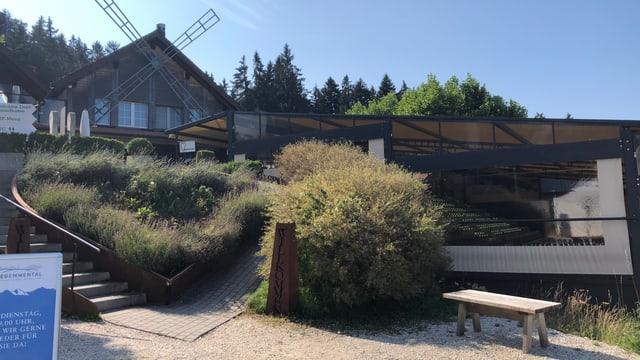 Die Luegarena in Heimiswil