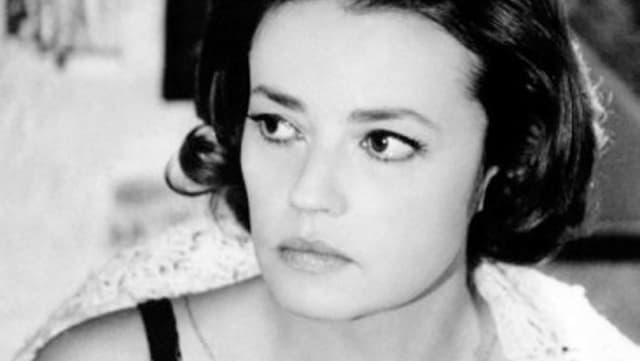 Jeanne Moreau in Buñuels Film.