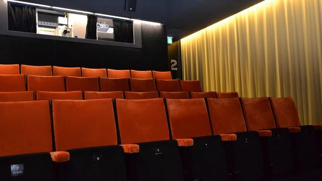 Der Kinosaal