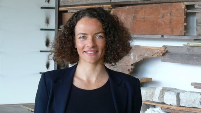 Portrait von Ines Goldbach