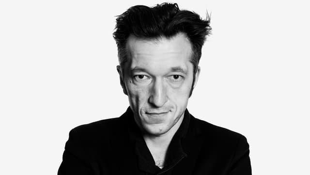 Porträt Lukas Bärfuss