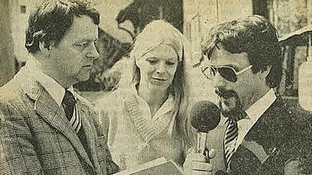Zeitungsscan der Solothurner Zeitung vom 26. April 1978