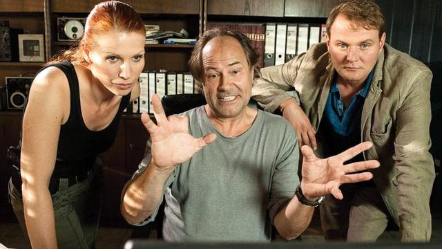 Video «Tatort - Eine Handvoll Paradies» abspielen
